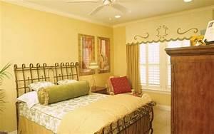 Schlafzimmer Gestalten Farbe : schlafzimmer farblich gestalten 69 wohnideen mit der farbe gelb ~ Markanthonyermac.com Haus und Dekorationen