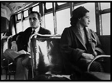 Rosa Parks And The Montgomery Bus Boycott The Montgomery