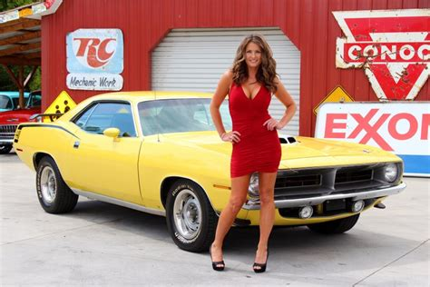 plymouth cuda classic cars muscle cars  sale