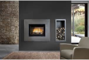 Built Gas Fireplaces