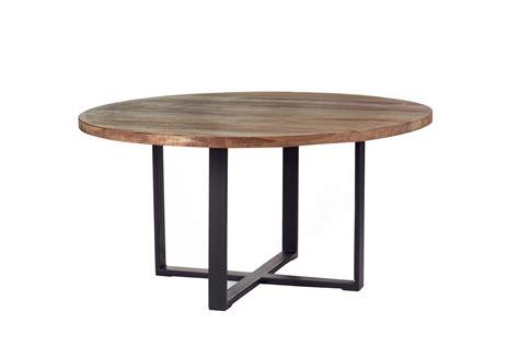 Moderner Runder Esstisch by Custom Industrial Modern Dining Table Rustic Dining
