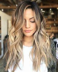 Beach Waves Hairstyle Long Hair