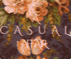 Casual Affair ~ Panic At The Disco Panic at the disco