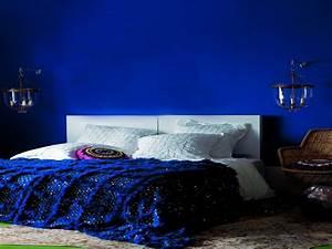 Royal Blue Painted Bed Room Furnitureteams com