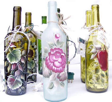 Decorative Wine Bottles Ideas by Decorative Bottle Ideas For Your Home By Bheja Fry Ifood Tv