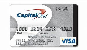 Capital one platinum credit card review updated 2016 for Capitol one business card