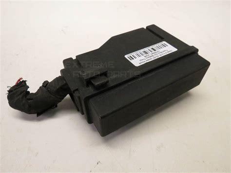 04 Saab 9 3 Fuse Box by Saab 9 3 12788777 Secondary Fuse Box On