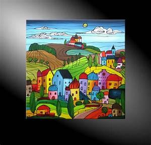 Bilder Zum Kaufen : original acryl bild gem lde abstrakt moderne kunst kaufen geb ude gem lde atelier ~ Yasmunasinghe.com Haus und Dekorationen