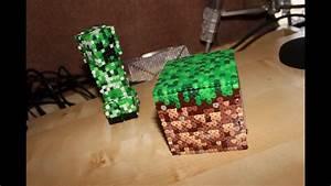 Minecraft 3d Creeper Pixel Art