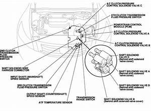 P0767 Honda Shift Solenoid Valve  U0026 39 D U0026 39