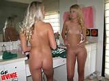 Naked girls dorm college