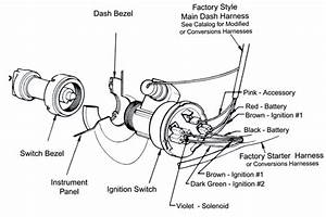 1955 Chevy Ignition Switch Wiring