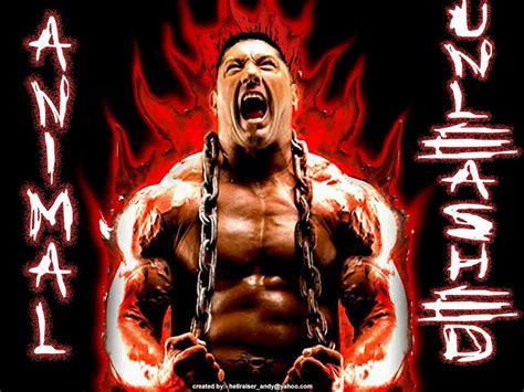 WWE Batista HD Wallpapers: The Animal Batista Wallpapers
