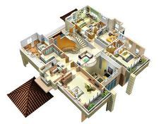split bedroom house plans   sq ft  bedroom house ebay  bedroom house plans