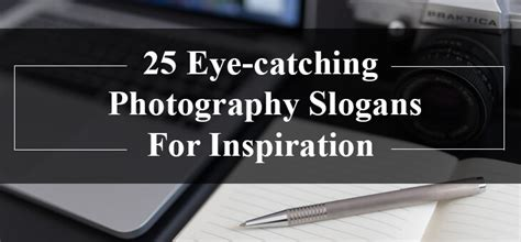 eye catching photography slogans industry