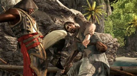 assassins creed iv black flag freedom cry launch