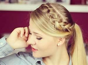 Einfache Frisuren Für Die Schule : 10 schnelle und einfache frisuren starzip ~ Frokenaadalensverden.com Haus und Dekorationen