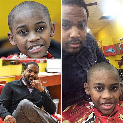 balding mans haircut  form  punishment