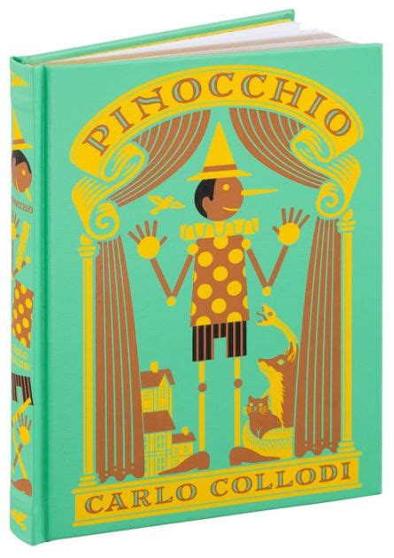Barnes And Noble Editions by Pinocchio Barnes Noble Collectible Editions By Carlo