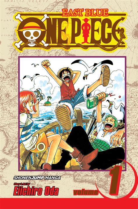 One Piece, Vol. 1 | Book by Eiichiro Oda | Official ...