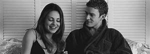 Mila Kunis Laughing GIF - Find & Share on GIPHY