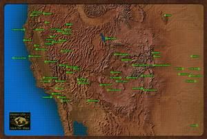 TalkWorld Map Fallout Wiki FANDOM Powered By Wikia