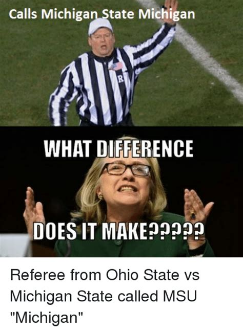 Ohio State Michigan Memes - funny college football memes of 2016 on sizzle college