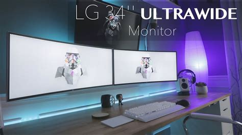 34 Inches Of Curved Awesome (best Ultrawide Monitor) Lg