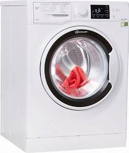 Bauknecht Waschmaschine Plötzlich Aus : bauknecht waschmaschine super eco 8418 8 kg 1400 u min online kaufen otto ~ Frokenaadalensverden.com Haus und Dekorationen
