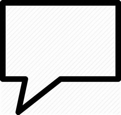 Chat Clipart Icon Bubble Message Transparent Speech