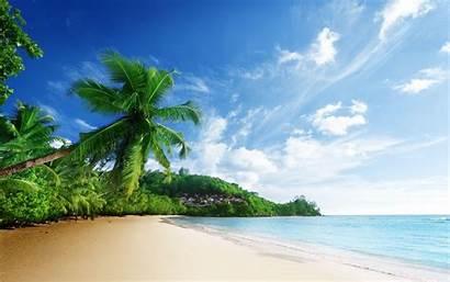 Tropical Beach Wallpapers Nature Scenery Ocean