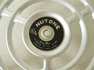 Nutone Kitchen Exhaust Fan Grate Cover 8060 By Lauraslastditch