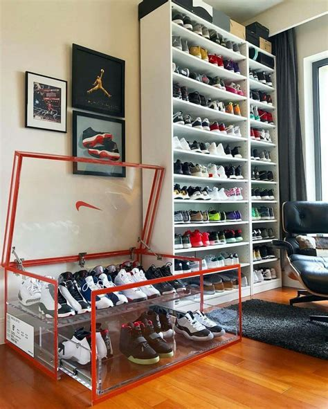 shoe organization   home goals   sneaker
