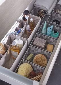 Idée Rangement Salle De Jeux : id e d coration salle de bain des paniers de rangement ~ Zukunftsfamilie.com Idées de Décoration