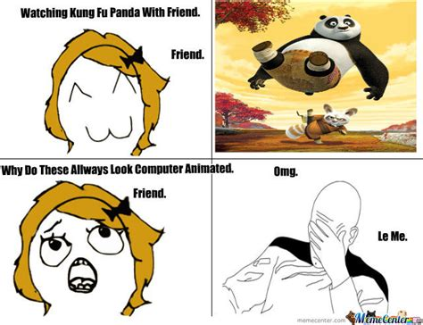 Meme Fu - kung fu panda by darius18051 meme center