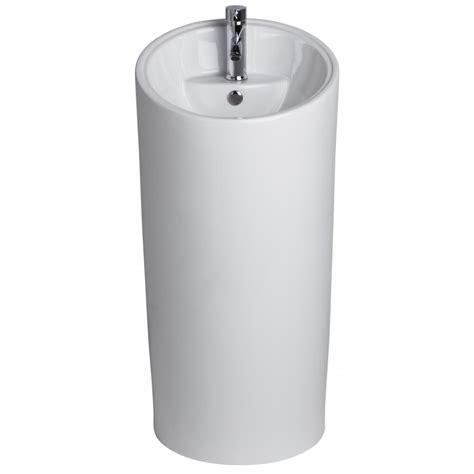 faberk maison design vasque totem pas cher 3 lavabo
