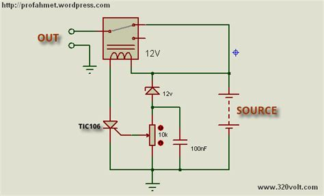 Voltage Protection Circuit Electronics Projects Circuits