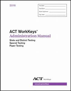 The Act High School Assessments Resources