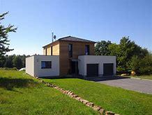 HD wallpapers maison contemporaine plain pied toit plat www ...