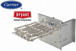 15 Kw Heat Strip For Carrier  Bryant  Payne Commercial Package Units 240v 3 Phase  Click For