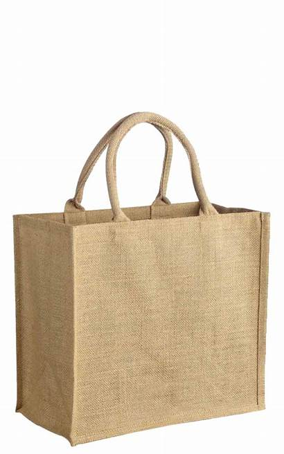 Bags Jute Shopping Bag Reusable Square Param