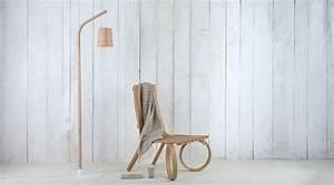 Stehlampe Holz Design : mullion stehleuchte von tom raffield i holzdesignpur ~ Watch28wear.com Haus und Dekorationen