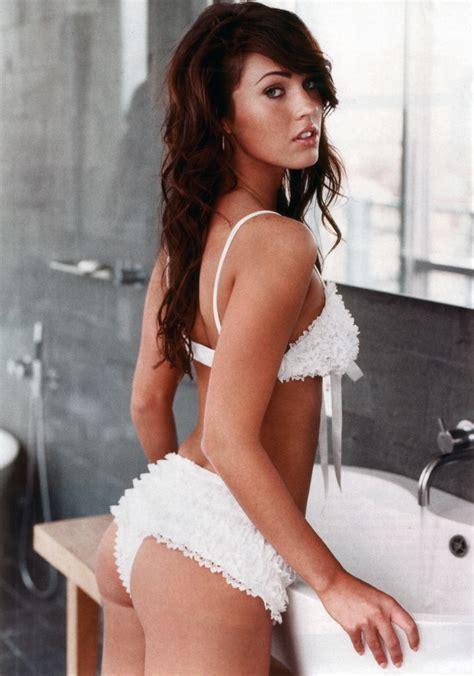 Megan Fox Is The Sexiest Girl On The Planet Accidental Sexiness