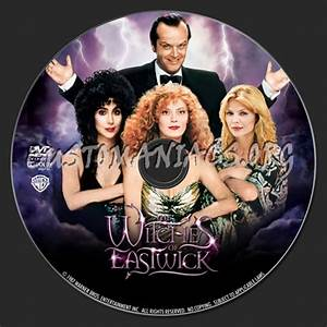 the witches of eastwick dvd label dvd covers labels by With dvd label online