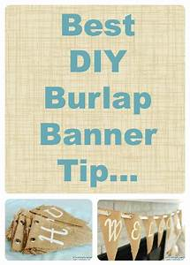 778 best images about wreathsletters and burlap on With burlap banner letters