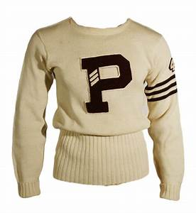 1930s 40s collegiate sweater ballyhoovintagecom With vintage college letter sweater