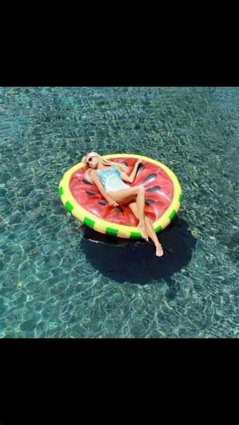 The Rind of My Life Pool Float   Mod Retro Vintage Decor