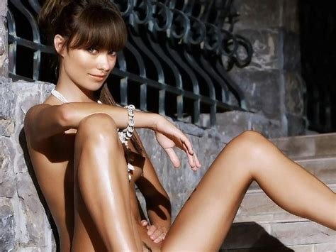 Sexy Olivia Wilde Nude Body