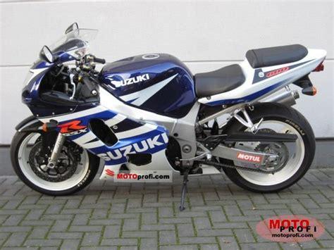 2003 Suzuki Gsxr 600 Specs suzuki gsx r 600 2003 specs and photos