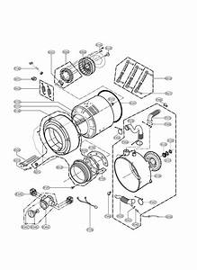 Lg Model Wm2277hb Residential Washers Genuine Parts